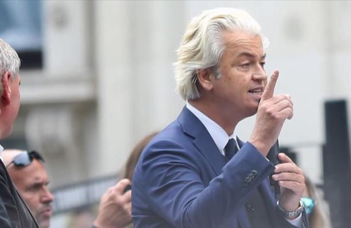Hollanda'da, Wilders'ın partisi kapatılsın talebi