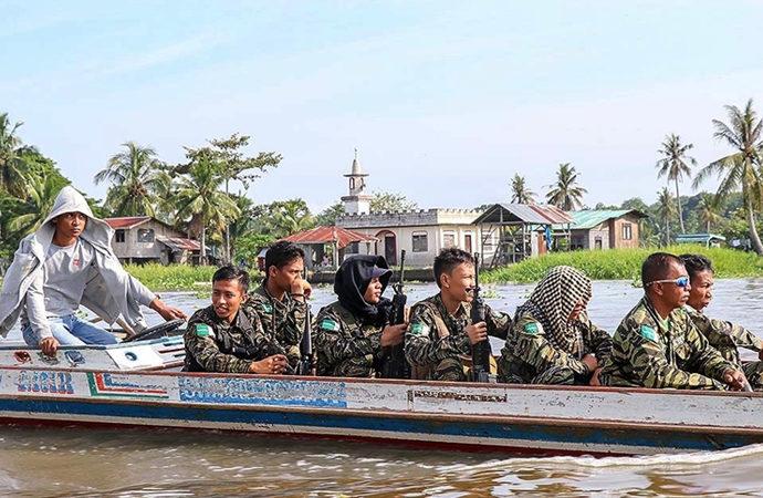 Filipinler'de, Bangsamoro'daki silahsızlandırma için özel birim