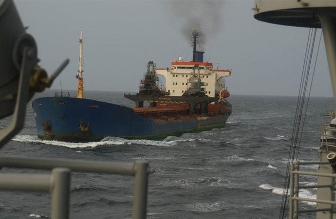 23 Ocak'ta korsanlar tarafından kaçırılan 15 Türk denizci serbest bırakıldı