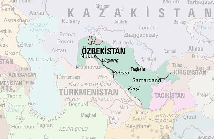 Özbekler Kiril alfabesi yerine tamamen Latin alfabesine geçiyor