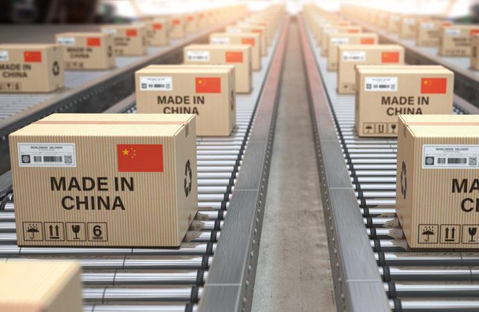 Çin'in küresel payı krize rağmen artmaya devam etti