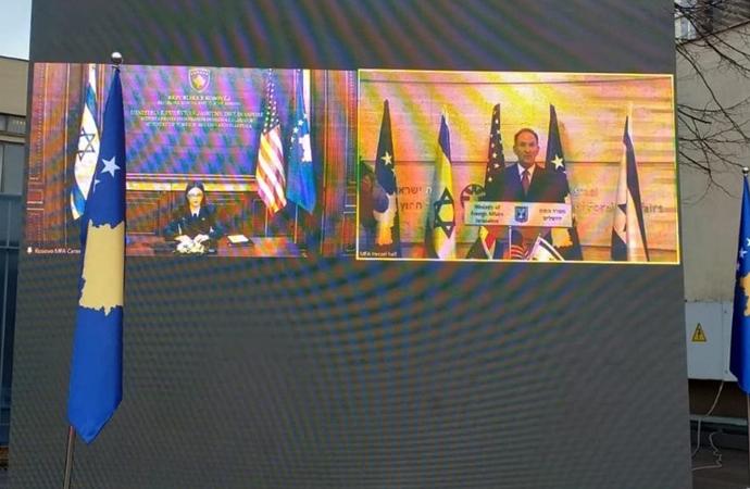 Kosova, İsrail'le diplomatik ilişkilerini başlattı
