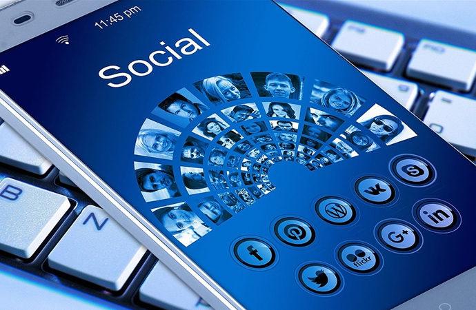 Sosyal ağlarda 3 milyardan fazla kullanıcı bulunuyor