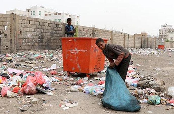 Yemen'de 5 yaş altı 400 bin çocuk için açlıktan ölüm tehlikesi