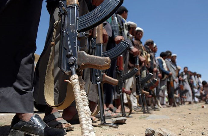 Husilerden Arabistan'a 'karşılıklı saldırmazlık' teklifi