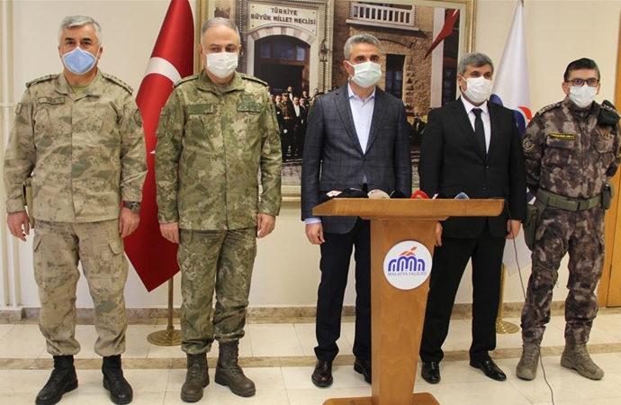 Vali Baruş: Gara'da hayatını kaybedenlerin 10'unun kimlikleri belirlendi