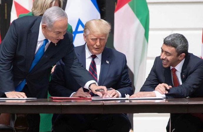 BAE, İsrail'e büyükelçi atadı