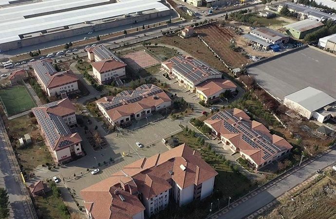 Alman Kalkınma Bankası ile Adıyaman'da güneş enerjisi projesi
