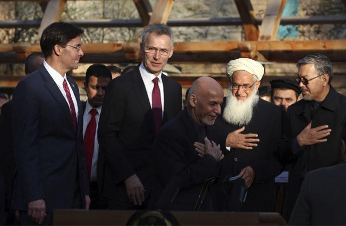 NATO, 17-18 Şubat toplantısında Afganistan'ı konuşacak