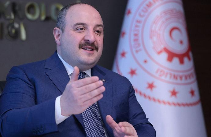 Varank: Türkiye ile Birleşik Krallık'ın iş birliği önemli
