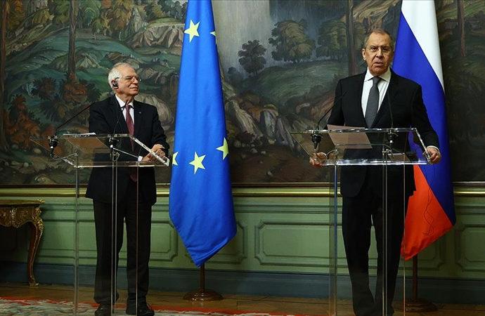 Rusya-Avrupa Birliği ilişkileri üzerine