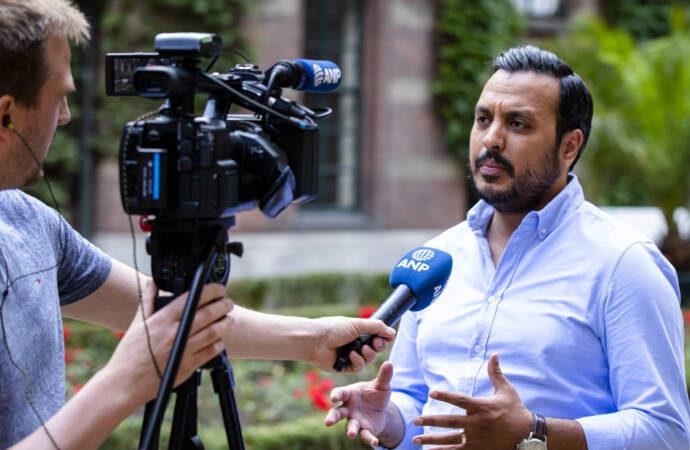 NIDA partisi Hollanda Güvenlik Kurumu'nu şikayet etti