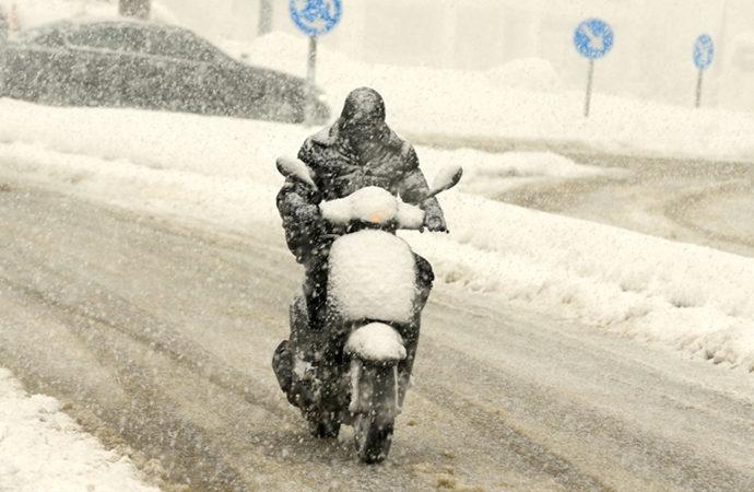 Türkiye genelinde sağanak, karla karışık yağmur ve kar bekleniyor