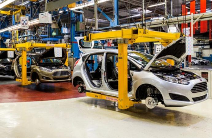 Ford'dan Almanya fabrikasına elektrikli araçlar için 1 milyar dolar yatırım