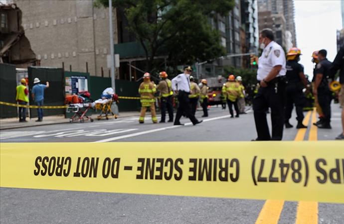 ABD'de 2020'de cinayetler yüzde 30 arttı