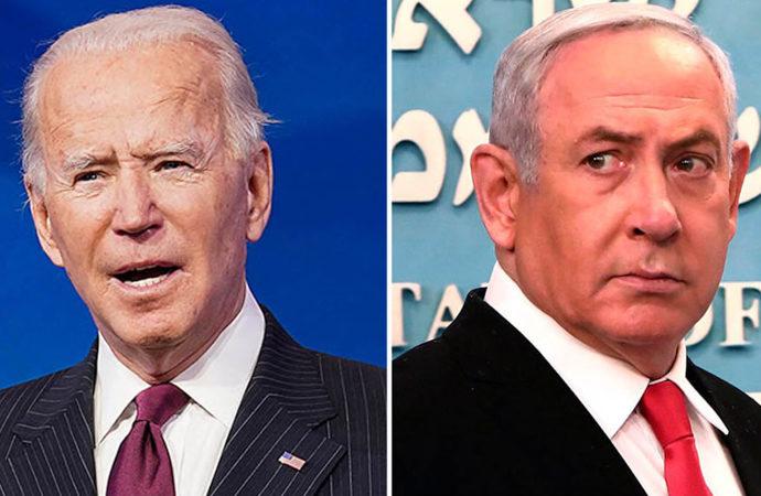 Biden-Netanyahu görüşmesi