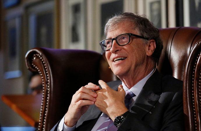 Bill Gates şimdi de 'gezegeni kurtarmaya' odaklanıyor!