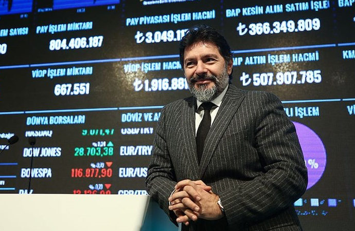Borsa İstanbul'da 2020 yılı kârlılık sevinci