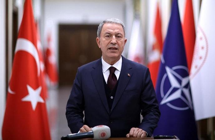 Akar'dan NATO açıklaması: 'Taahhütlerimizi eksiksiz yerine getireceğiz'