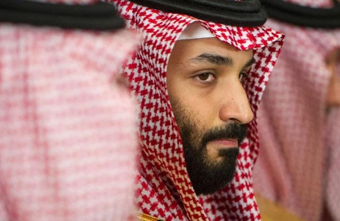 ABD'li Bakan, Prens Selman ile görüştü