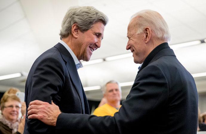John Kerry 'iklim değişikliği' ile korkuttu
