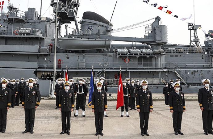 NATO Deniz Görev Grubu'nun komutası Türkiye'ye verildi