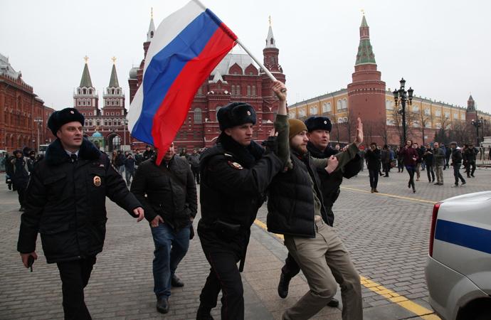 """Rusya'dan Batı'ya """"İçişlerimize müdahale etmemelisiniz"""""""