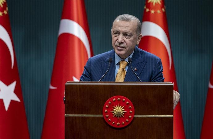 Erdoğan: ABD ile ortaklığımız her türlü zorluğun üstesinden geldi