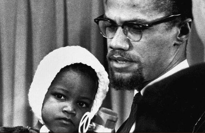 'Dipten Zirveye' yükselen bir mücadele: Malcolm X