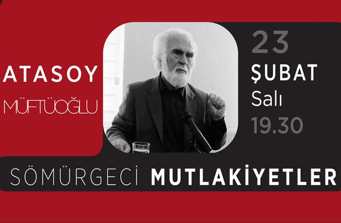 Atasoy Müftüoğlu, bu akşamı canlı yayında