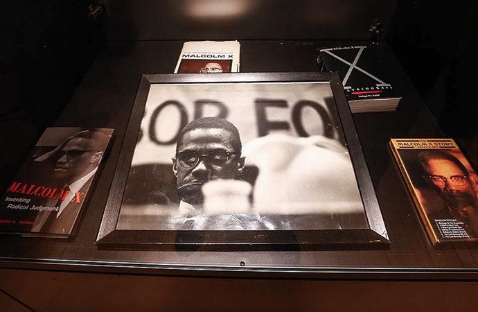 """ABD'de """"Malcolm X'in şehadetinin 56. yılı"""" paneli düzenlendi"""
