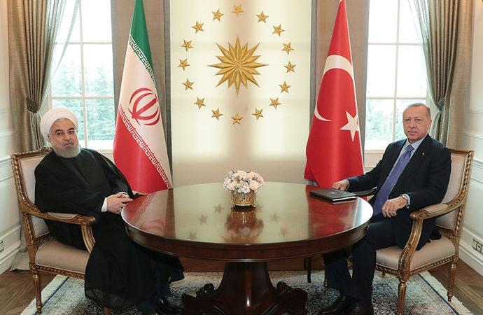 Erdoğan-Ruhani telefon görüşmesi
