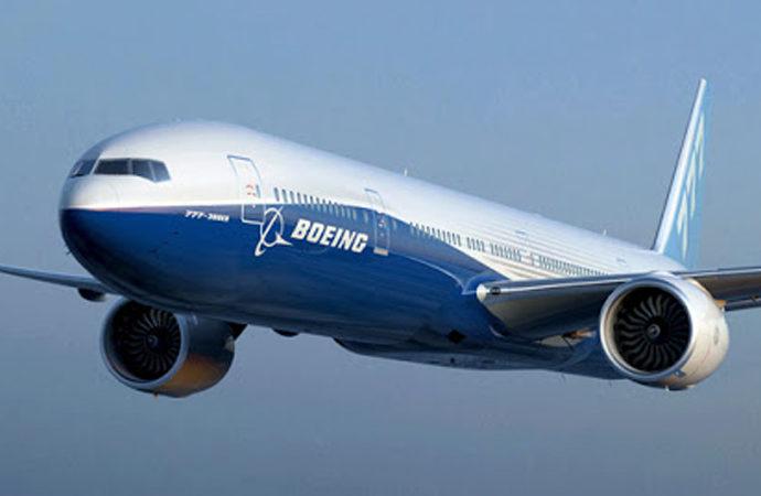 """Japonya'da """"Boeing 777'leri hangarda tutun"""" talimatı"""