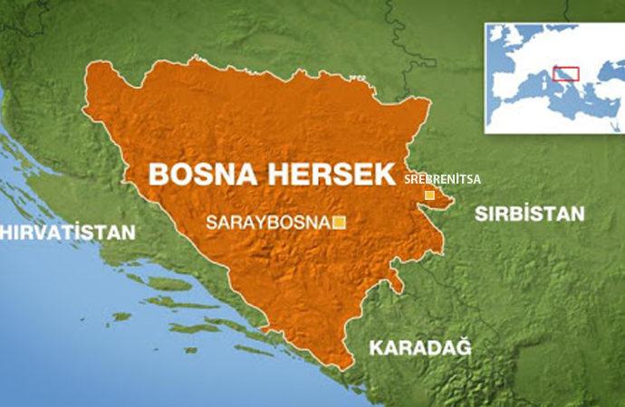 Srebrenitsa'dan Boşnakların boykot ettiği seçim gerçekleştirildi