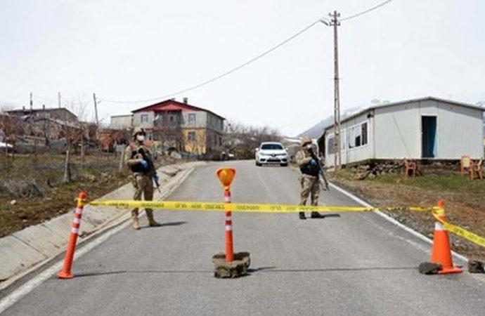 Balıkesir'de iki mahalle, Afyon'da bir köy karantinaya alındı