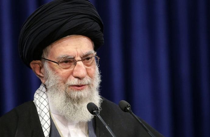 Hamaney: İran, nükleer meselede geri adım atmayacak