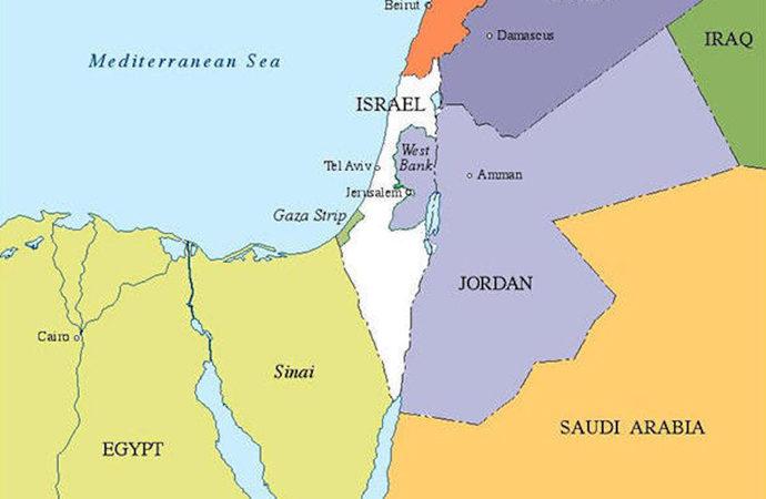 """İsrail tarihindeki """"sancılı hadiseler""""den biri!"""