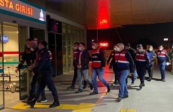İzmir merkezli 47 ilde Fetö operasyonu: 130 gözaltı
