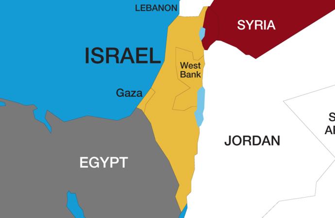 Mısır'dan İsrail'in boru hattına ilişkin açıklama