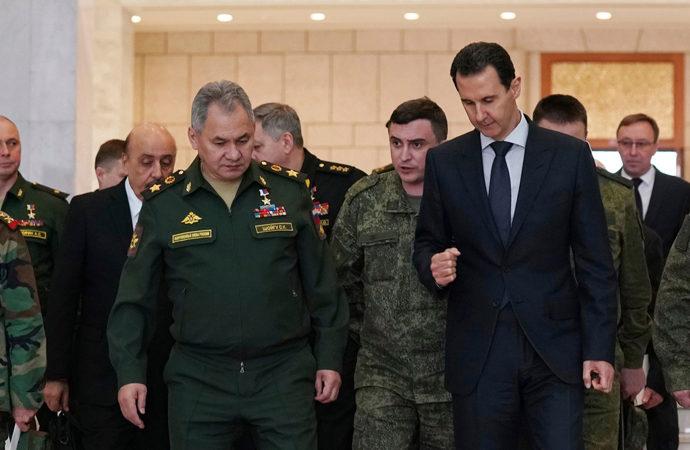 Moskova, Esed'in 2013'teki 'yardım feryadını' neden şimdi ifşa etti?