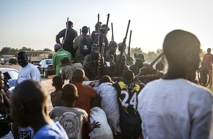 5 bin Boko Haram üyesi yargılanacak