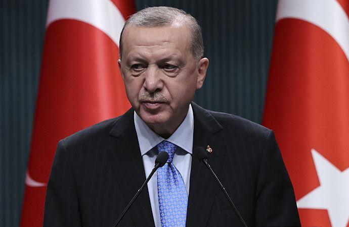 Erdoğan: 'Artık bu ülke bir Gezi olayını yaşamayacak'