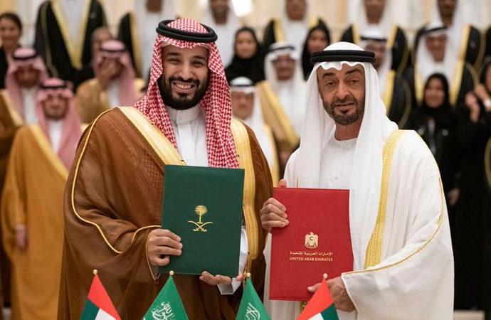 İsrail üç Arap ülkesi ile 4'lü ittifak peşinde