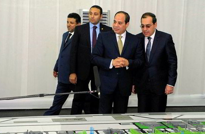 Gazze üzerinde Mısır-Katar rekabeti