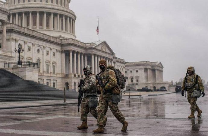 ABD politikalarının ağırlık merkezi Rusya ve Çin'e kayıyor