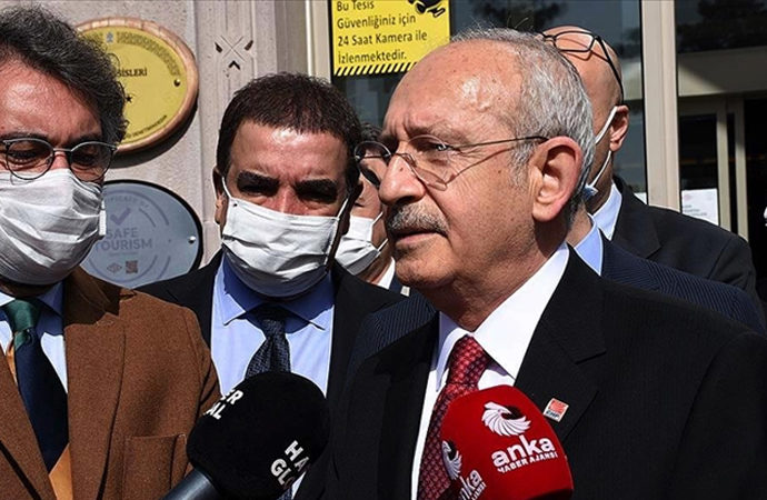 Kılıçdaroğlu: Yargı bağımsızlığı var mı?