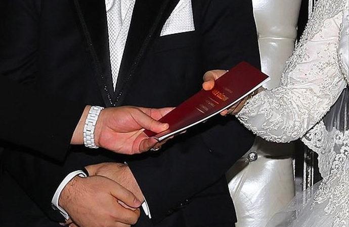 Türkiye'de son 20 yılın en düşük 'evlilik' sayısı