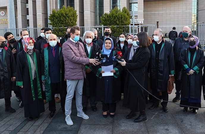 Bir grup avukat 28 Şubat açıklaması yaptı