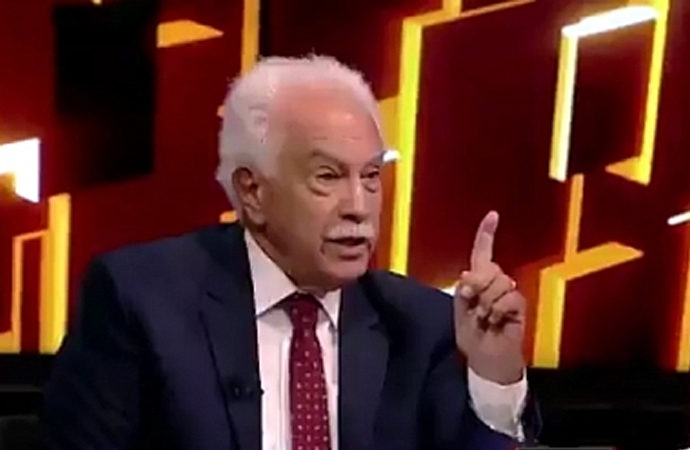Perinçek: MHP'nin başına geçmek şereftir