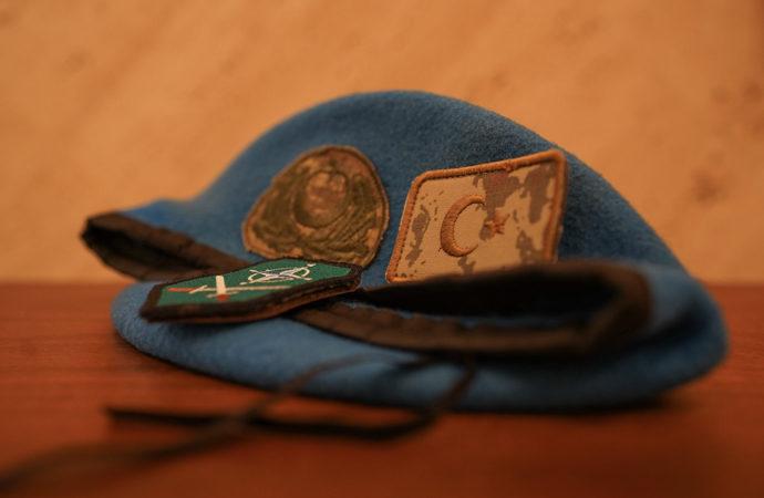 """NATO'dan """"Mavi Bere"""" için övgülü mesaj"""
